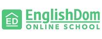 EnglishDom — промокоды, купоны, скидки, акции на сегдоня / месяц